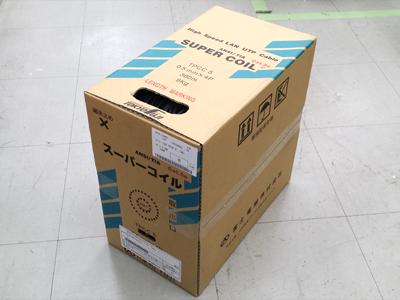 富士電線 ツイストペアケーブルCat5e